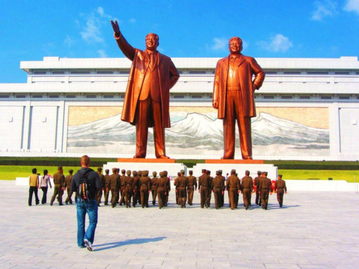 Traveling Couple Shares Their Strange Trip To North Korea With The World (26 pics)