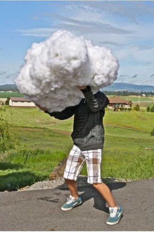 How To Make Your Own Clouds At Home (5 pics)
