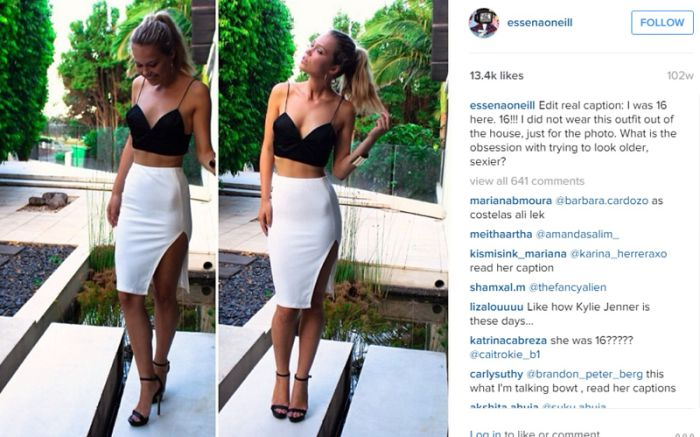19 Year Old Instagram Star Essena O'Neill Reveals Why She's Quitting Social Media (11 pics)