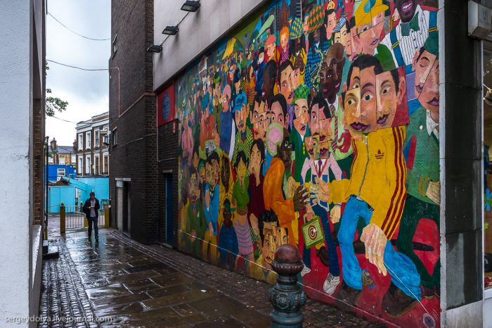 The Walls Of London Are Home To Some Modern Art Masterpieces (42 pics)