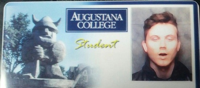 These People Made The Best Faces For Their Student ID Picture (16 pics)