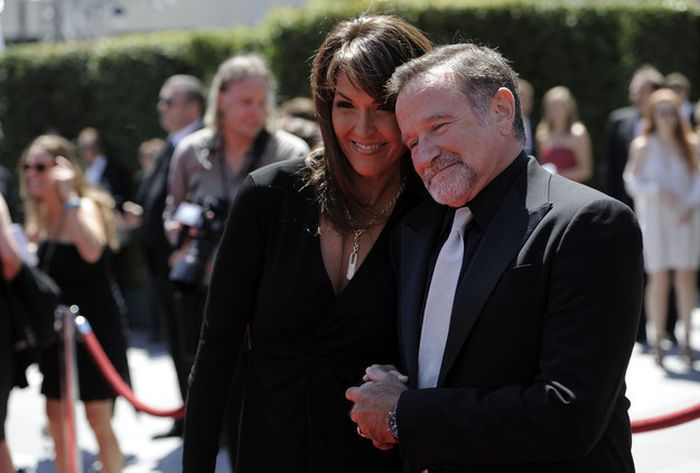 Robin Williams' Widow Reveals Why He Took His Own Life (3 pics)