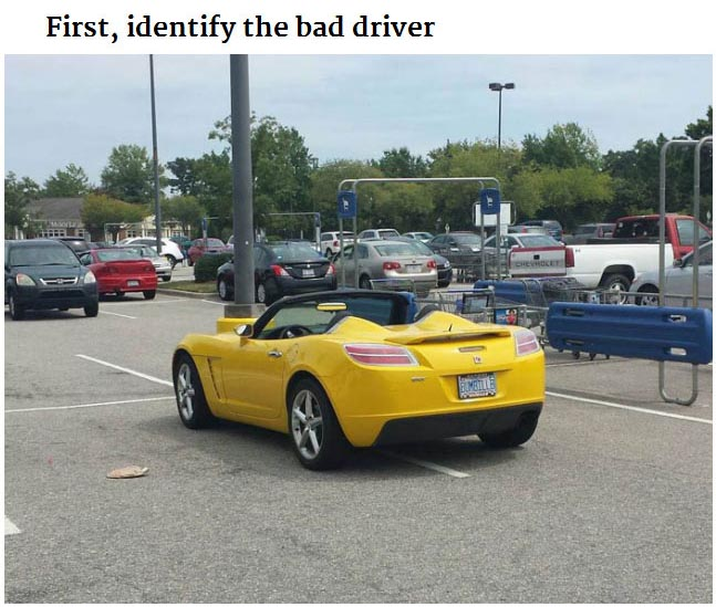 Anonymous Hero Owns Bad Drivers With This Passive Aggressive Note (5 pics)
