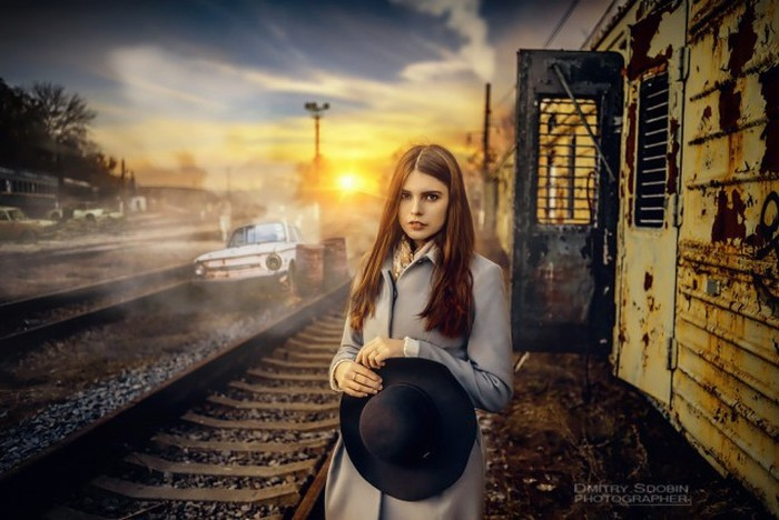 Ordinary Photos Transform Into Something Truly Special After Being Retouched (41 pics)