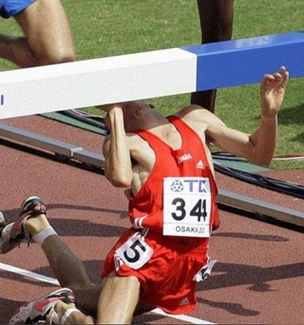 Perfectly Timed Sports Photos That Are Simply Spectacular (35 pics)