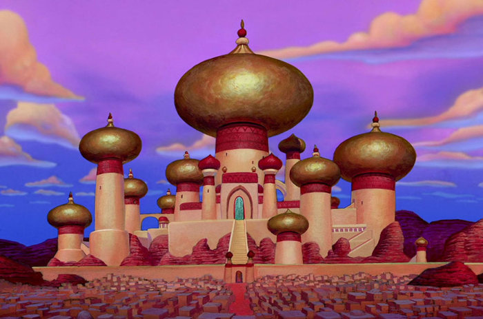 18 Real Life Locations That Disney Used As Inspiration (36 pics)