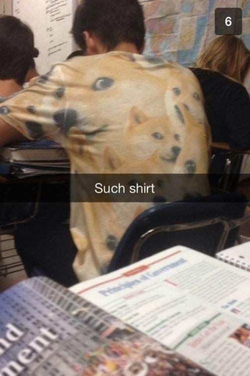These Golden Moments Belong In The Snapchat Hall Of Fame (21 pics)