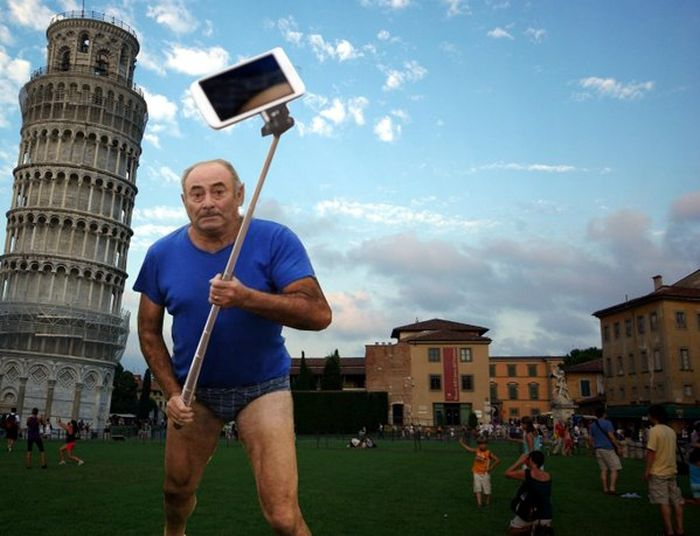 French Shovel Guy Is Now The Internet's Most Awesome Meme (25 pics)