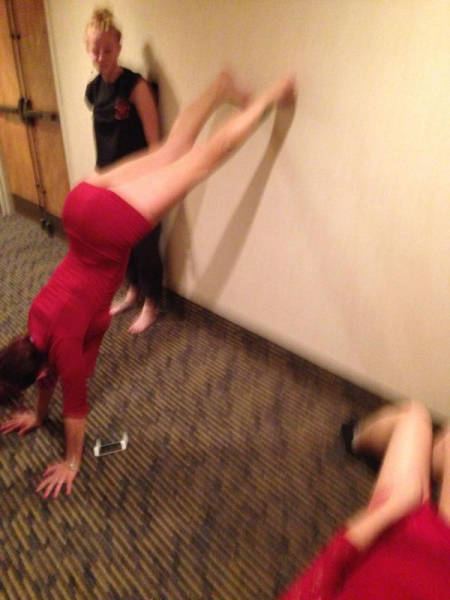 Drunk People Are A Constant Source Of Comedy (32 pics)