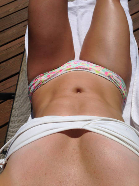 You Just Can't Argue With This Sexy Picture Perfect Point Of View (56 pics)