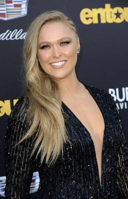 Fun Facts About The Baddest Woman On The Planet Ronda Rousey (6 pics)