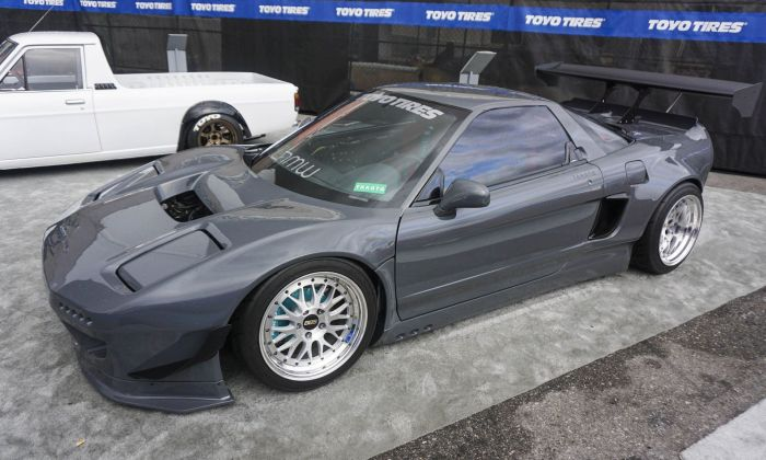 All The Best Pictures From SEMA 2015 (56 pics)