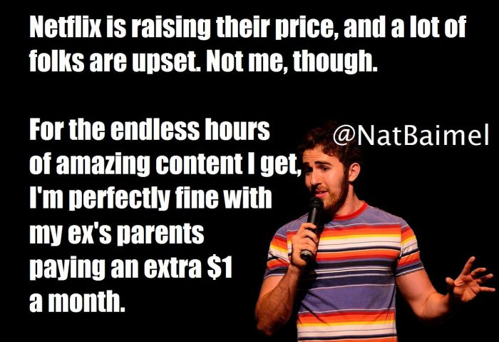 Stand Up Comedy Jokes That Will Have You Laughing All Day Long (26 pics)