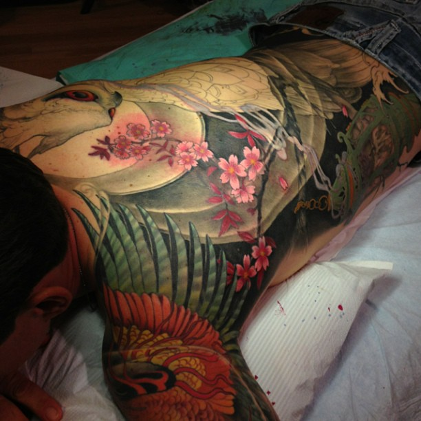 When It Comes To Tattoo Art Jeff Gogue Is In A League Of His Own (21 pics)