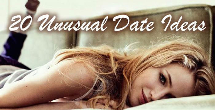 20 Unusual Date Ideas To Spice Up Your Love Life (6 pics)