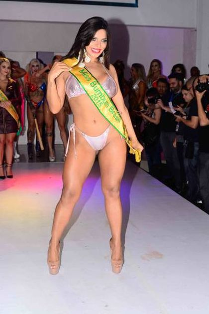 The Best of the Bums at the 2015 Miss BumBum Pageant in Brazil (25 pics)