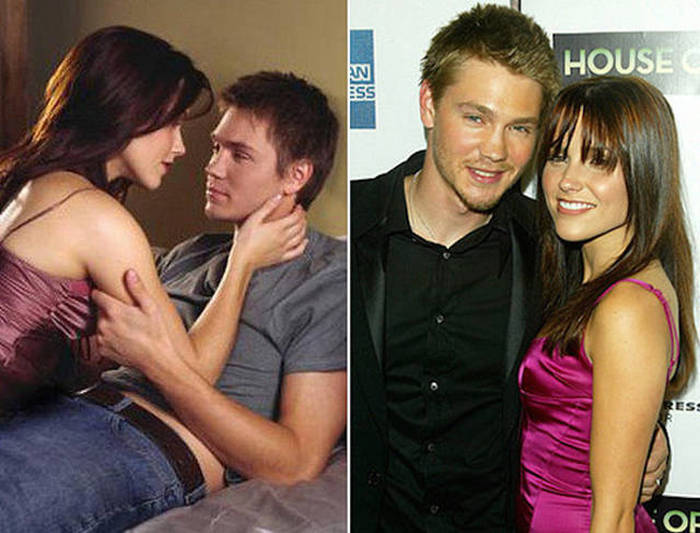 Onscreen Couples Who Started Dating In Real Life (23 pics)