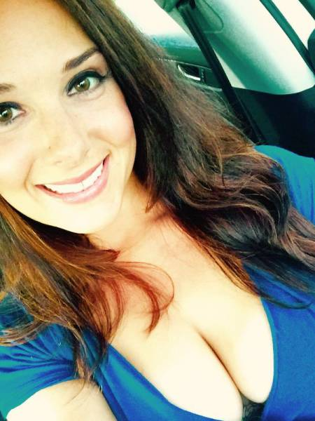 Beautiful Busty Babes Are Like A Gift From Heaven (69 pics)