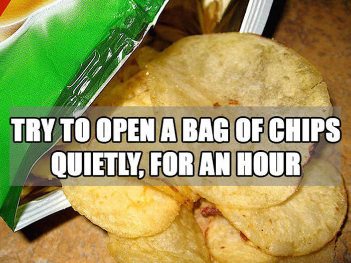 Things You Can Do To Annoy Your Friends And Family (19 pics)