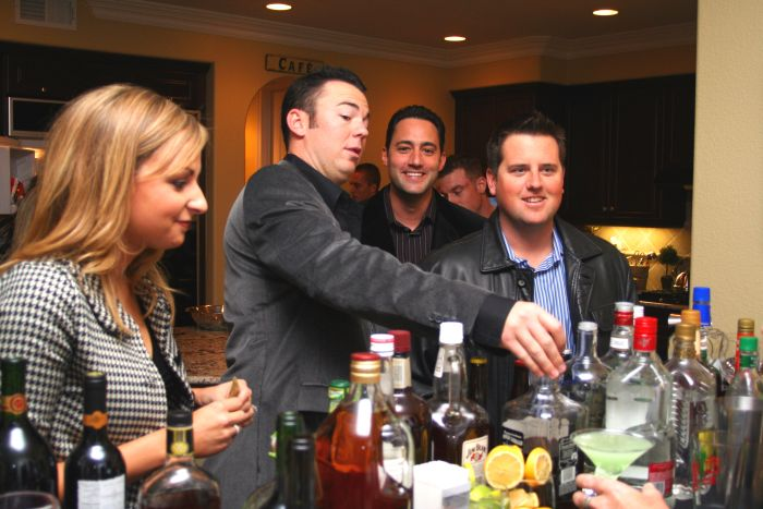 People Reveal The Strangest Things They've Seen At Parties (14 pics)