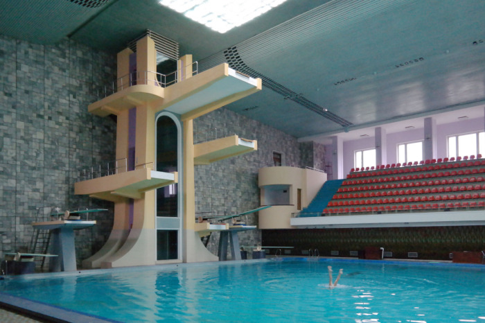 A Look Inside Some Of The Most Beautiful Buildings In North Korea (42 pics)