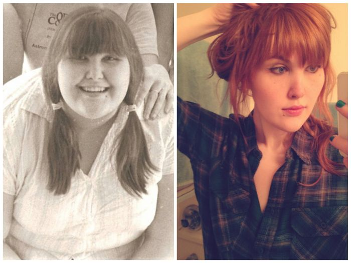 These People Are Almost Unrecognizable After Making Extreme Physical Transformations (27 pics)