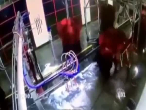 Car Wash Fail