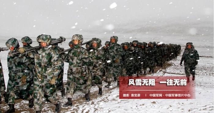 The Chinese Military Undergoes Some Intense Training To Prepare For Battle (26 pics)