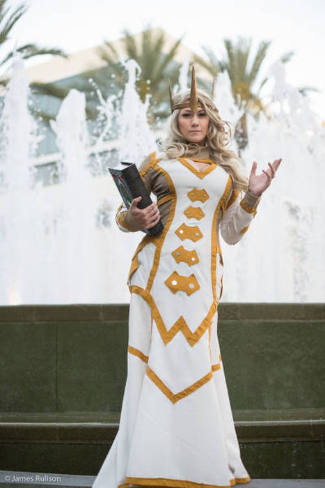 All The Most Awesome Cosplay Pictures From BlizzCon 2015 (41 pics)