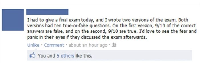 Teachers Who Owned Their Students With Sassy Responses (30 pics)