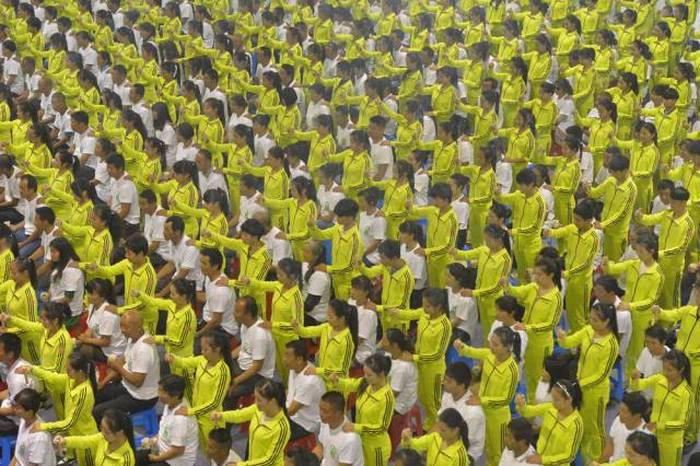 Pics That Show What Daily Life Is Really Like In China (61 pics)