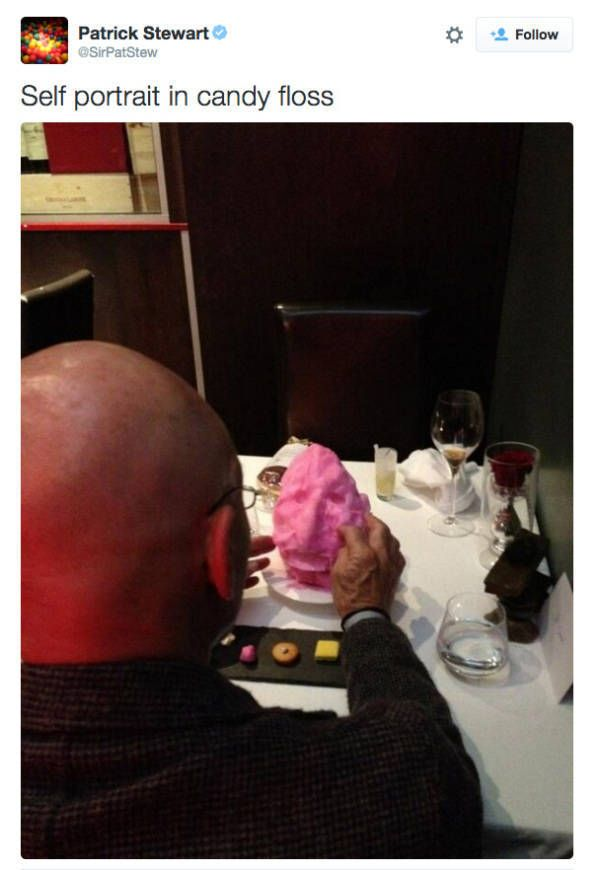 Patrick Stewart Is Absolutely Hilarious On Twitter (19 pics)