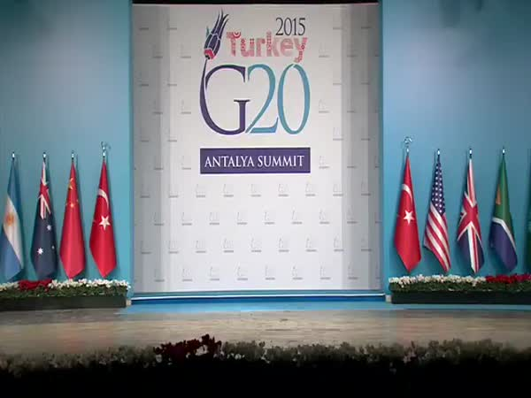 Cats At The G20