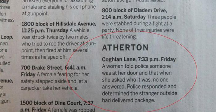 These Are The Problems That The Rich People Of Atherton, California Deal With 19 pics)