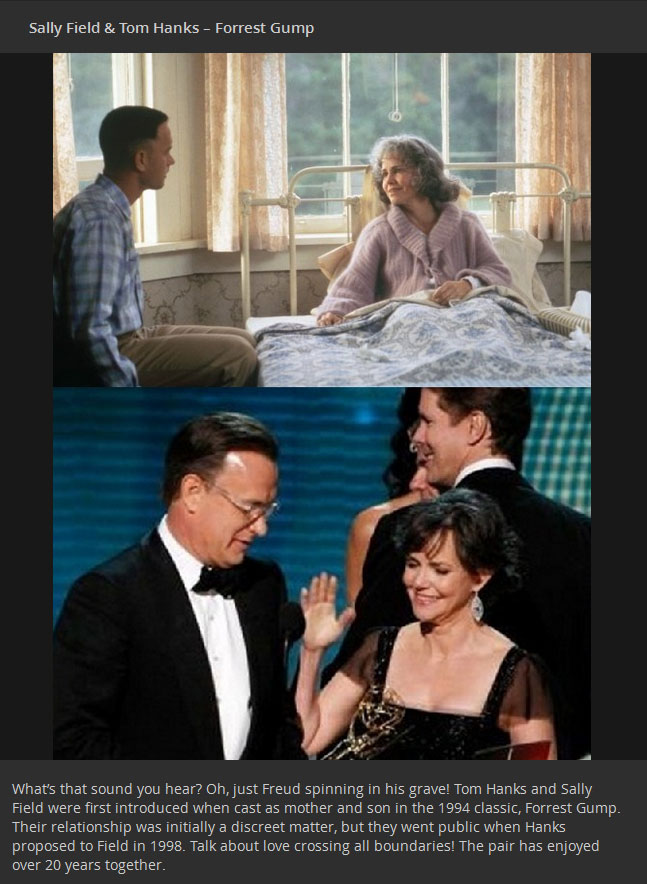 8 Celebrity Couples Who Met On A Movie Set (8 pics)