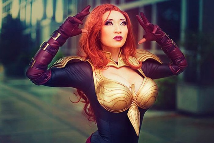 Cosplay And Gorgeous Girls Make For A Great Combination (30 pics)