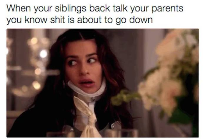 Life Is Tough When You Grow Up With Siblings (25 pics)