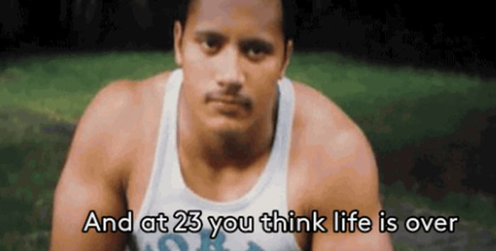 The Rock Is Using His Battle With Depression To Inspire Others (10 gifs)