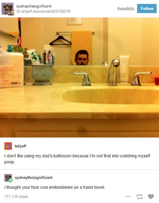 Proof That Tumblr Is The Funniest Place On The Internet (23 pics)