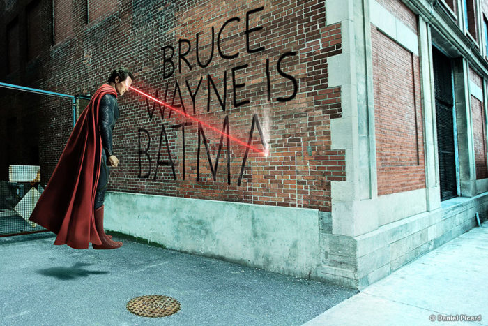 Photographer Captures The Daily Lives Of Superheroes And Villains (14 pics)