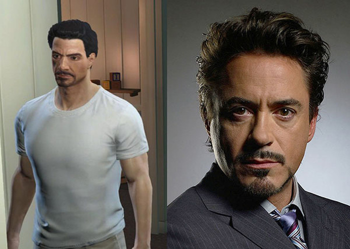 The Most Impressive Celebrity Face Mods From Fallout 4 (19 pics)