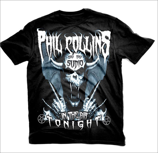 If Pop Stars Released Metal Versions Of Their T-Shirts (10 pics)