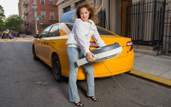 New York's Sexiest Taxi Drivers Posed For A 2016 Calendar (13 pics)