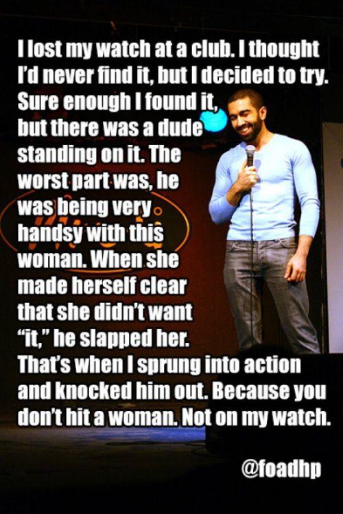 Hilarious Standup Jokes (13 pics)