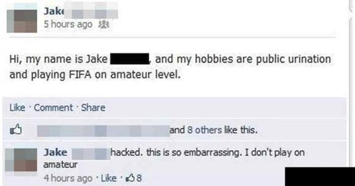 People Who Got Owned Because They Forgot To Log Out Of Facebook (16 pics)