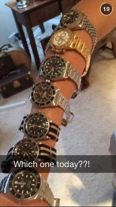 Rich Kids Will Never Turn Down A Chance To Brag On Snapchat (22 pics)