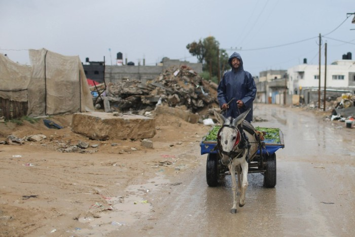 A Look At Everyday Life In Palestine (27 pics)