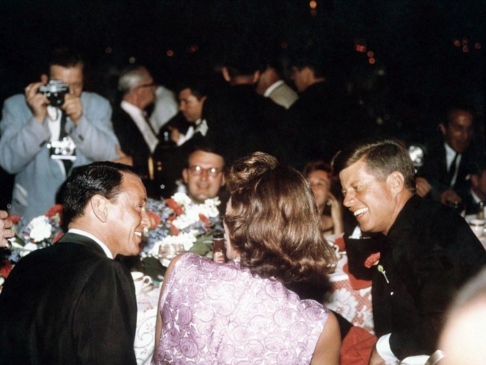 Back In The Day The Rat Pack Partied With Everyone From JFK To Marilyn Monroe (9 pics)