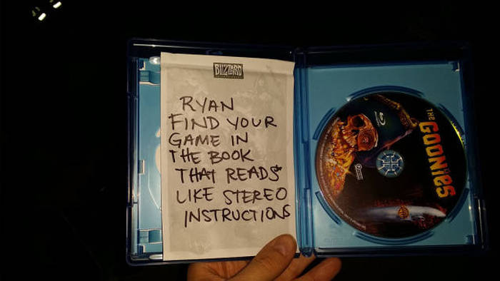 Wife Makes Husband Go Through A Scavenger Hunt To Find Fallout 4 (11 pics)
