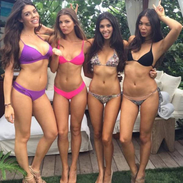 These Sexy Summer Girls Will Make You Long For Warm Weather (44 pics)